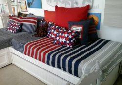 Kinder Matratze und Bett